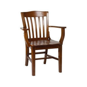 Rochester Solid Wooden Seat Armchair