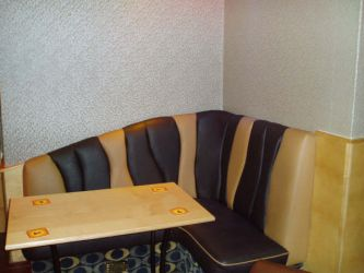 Another Example of Bar Seating from SIG Contracts