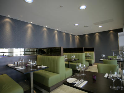 Bespoke furniture   bar seating, fixed seating, banquette seating ...