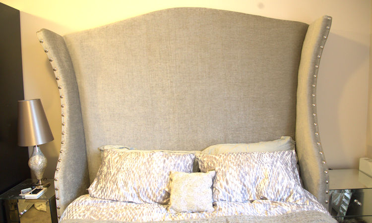Bravo Headboard from SIG Contracts