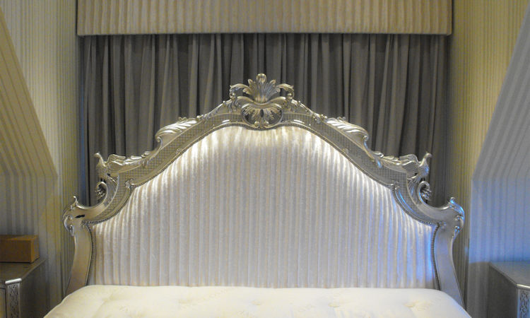 Florence Headboard from SIG Contracts