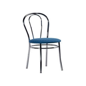 Ellamet Chrome RFU Seat Side Chair