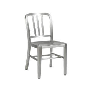 Mezz Aluminium Side Chair