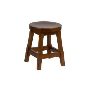 Galway Solid Seat Low Stool