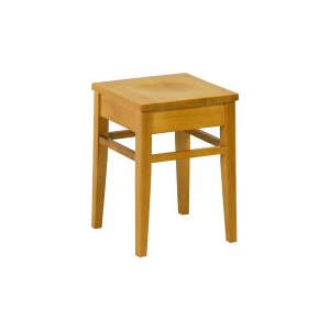 Clarke Solid Seat Low Stool