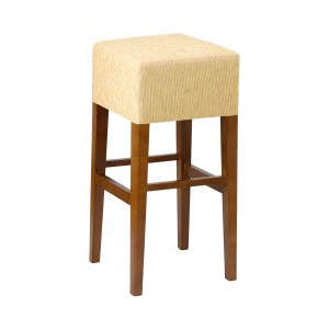 Clarke High Wooden Stool