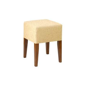 Clarke Low Wooden Stool